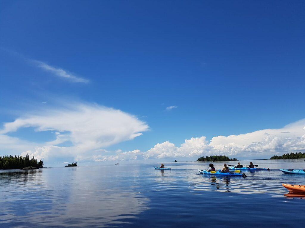 Équinox kayak